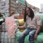 Auf dem Markt in Kumasi